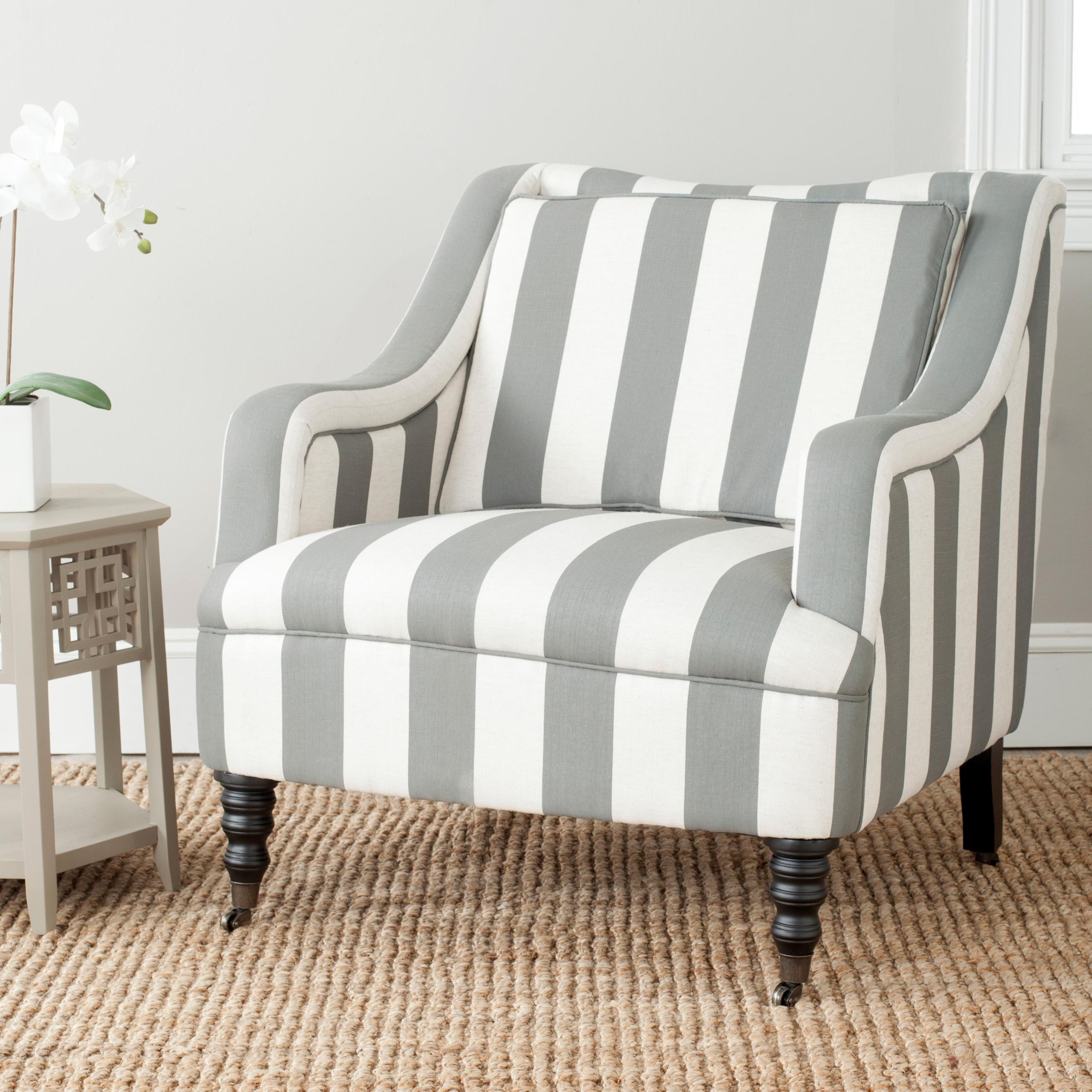 Beautiful Striped Chair 1