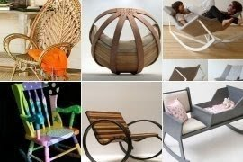 Attrayant Unique Rocking Chairs