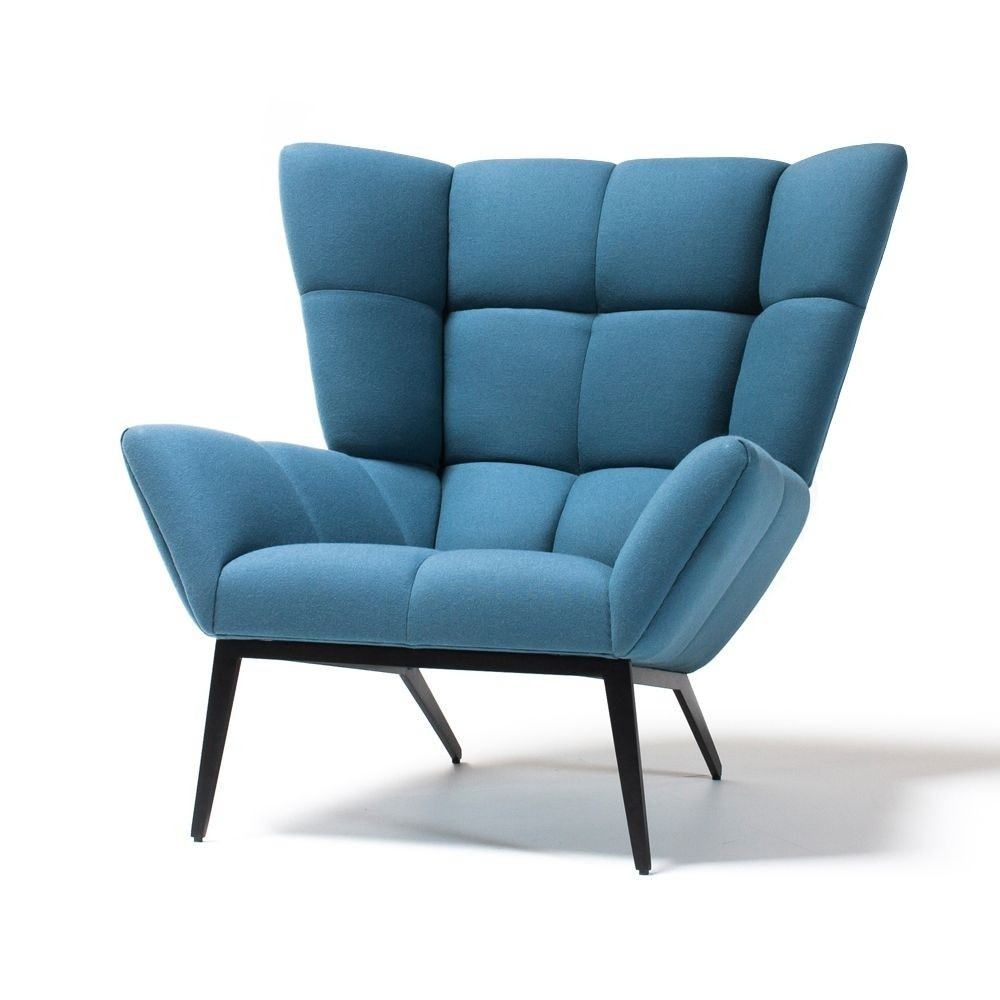 Want To Impress Your Guests With An On Trend Twist Of Your Lounge Room? A  Modern Style Wing Chair Can Give You A Great Head Start!