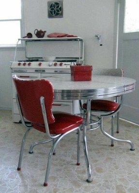 Retro Kitchen Chairs Foter