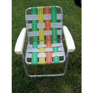 Aluminum folding chairs 1
