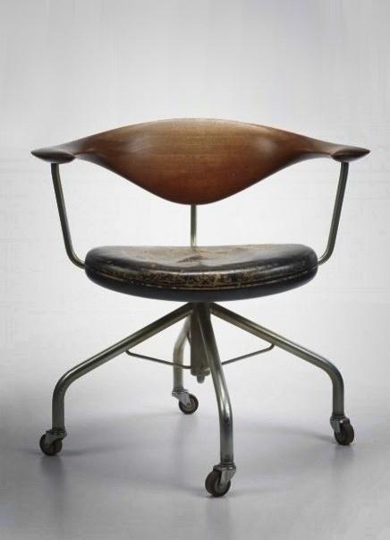 Vintage Metal Office Chair Aluminum Antique Office Chair Foter Wooden Swivel Office Chair Ideas On Foter