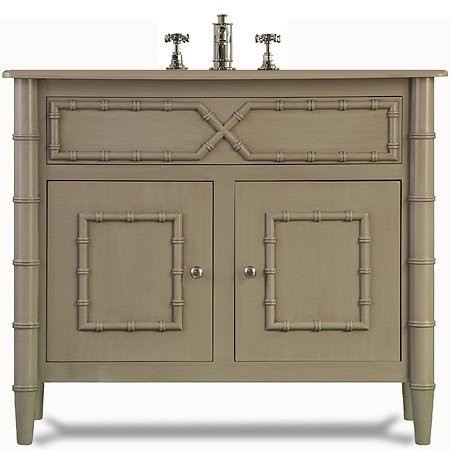 Bon Bamboo Bathroom Wall Cabinet