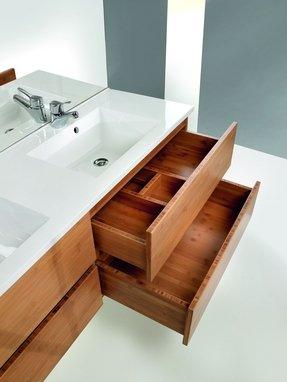 Bamboo Bathroom Vanity | Bamboo Bathroom Furniture Foter