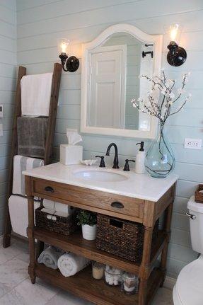Beach Style Bathroom Vanity. Beach Style Bathroom Vanity