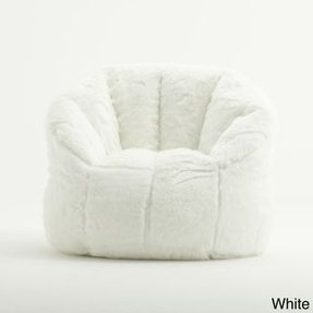 23bd1c151dac Beansack big joe milano faux fur bean bag chair 8