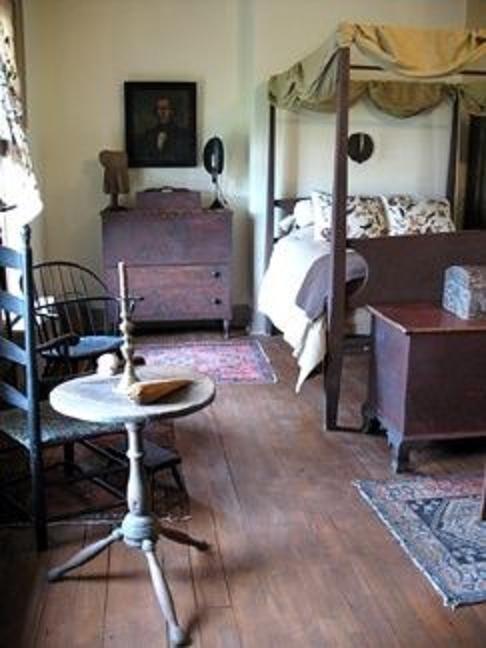 British Colonial Bedrooms