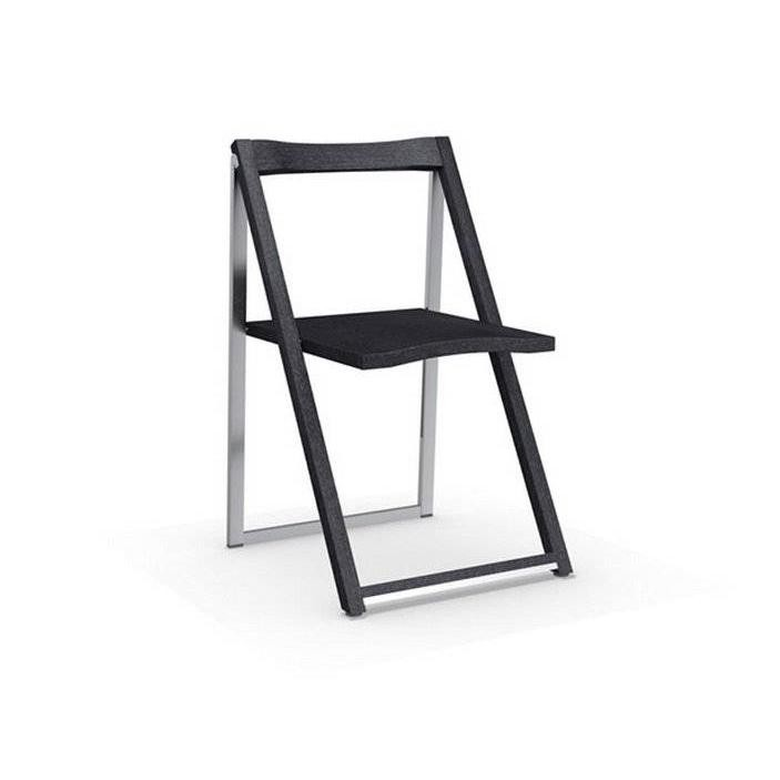 Calligaris modern folding chair set of 2  sc 1 st  Foter & Modern Folding Chairs - Foter