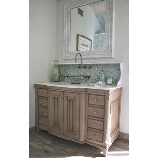 coastal bathroom vanities - Coastal Bathroom