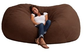 Comfort research fuf extra extra large bean bag sofa 3
