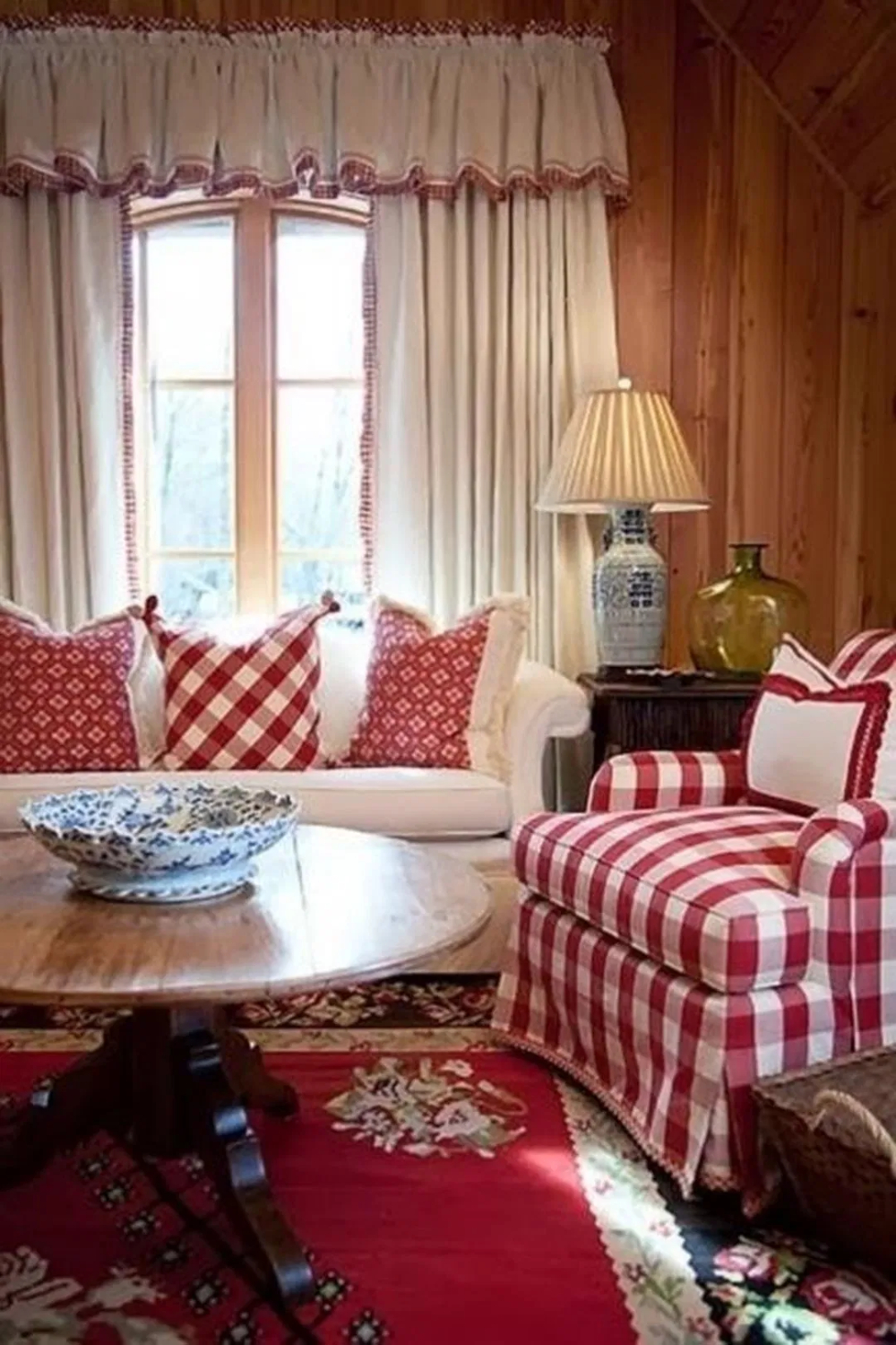 Superieur Country Cottage Living Room Furniture