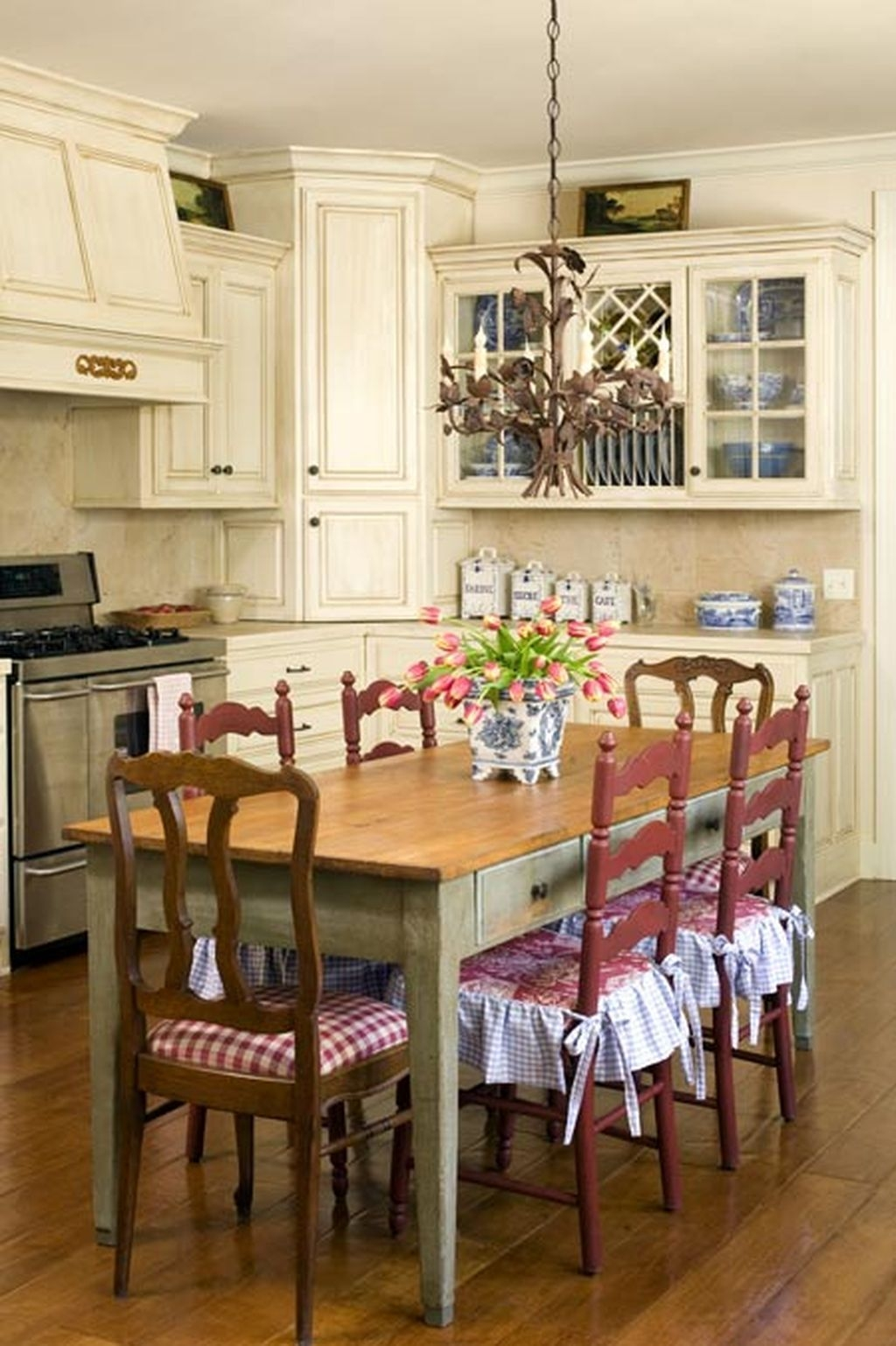 Exceptionnel Country French Kitchen Chairs 1