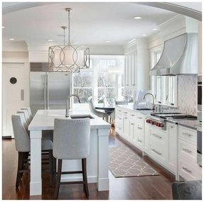 Crooked lane transitional kitchen boston