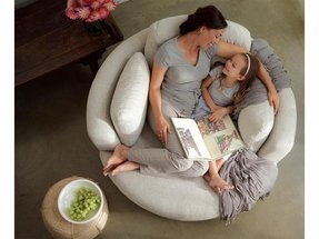 Cuddle chair