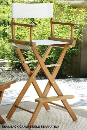 Directors chair frame