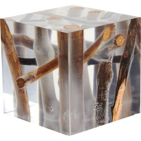 Driftwood side table 1