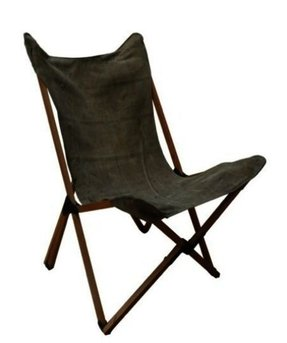 Foldable chair design
