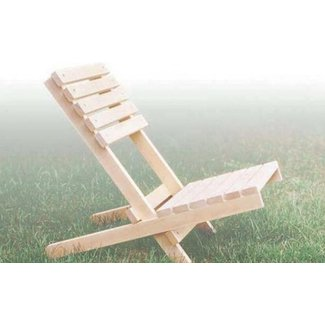 Folding Wooden Beach Chairs 1