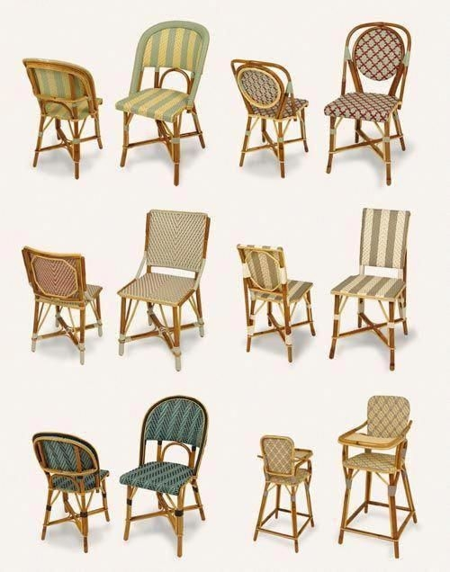 French Cafe Chairs 6