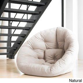 Fresh Futon Nest Convertible Chair Bed 3
