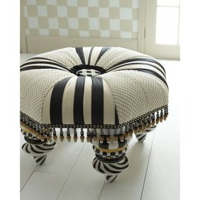 Funky ottomans 2