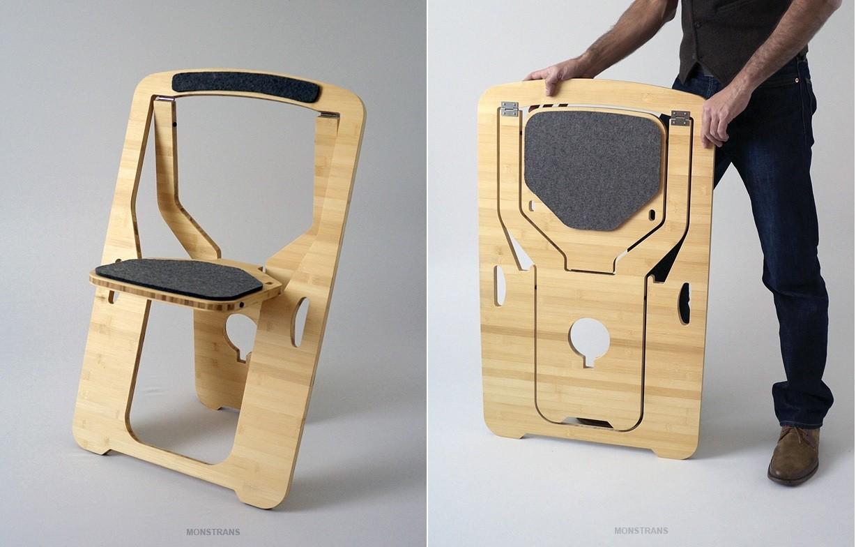 Ikea Wood Folding Chair