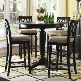 Counter height pub table sets foter kitchen tables for small kitchens watchthetrailerfo