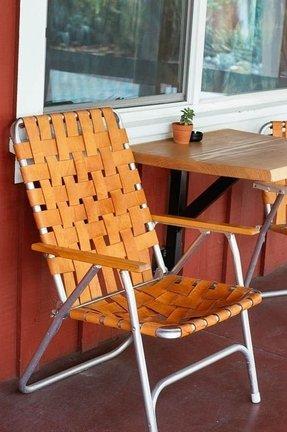 Lightweight Garden Furniture Aluminum folding chairs foter lightweight lawn chairs workwithnaturefo