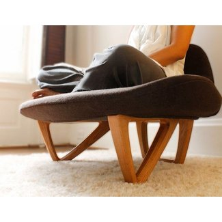 Meditation chair for upstairs