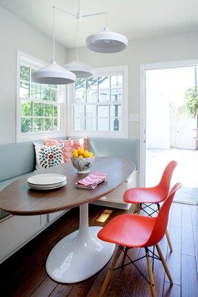Modern breakfast nook furniture