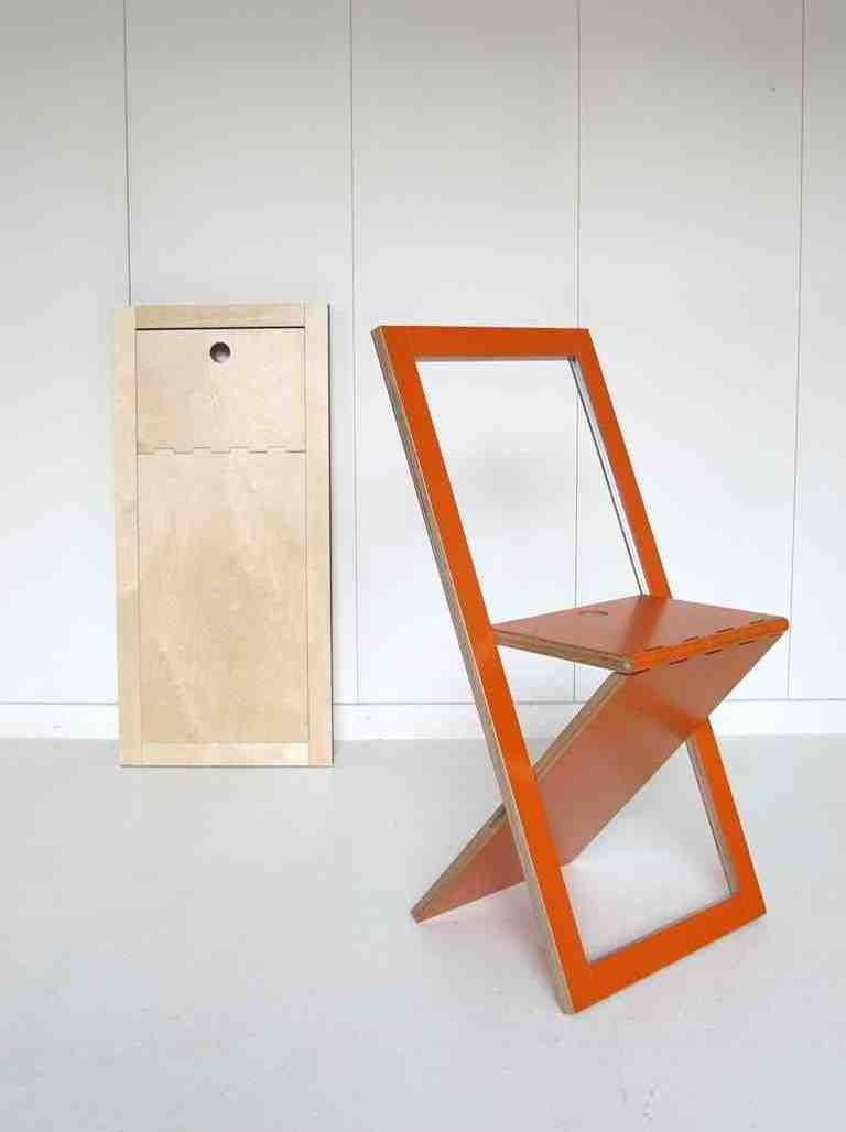 Captivating Modern Folding Chairs