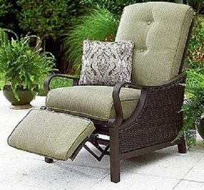 Outdoor recliner