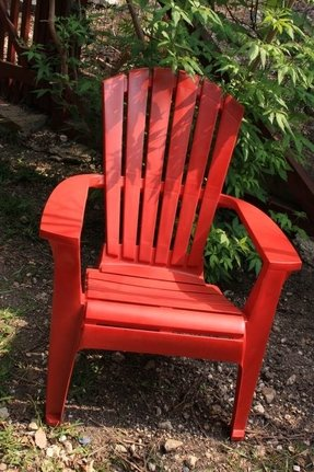 Plastic Patio Chairs 1