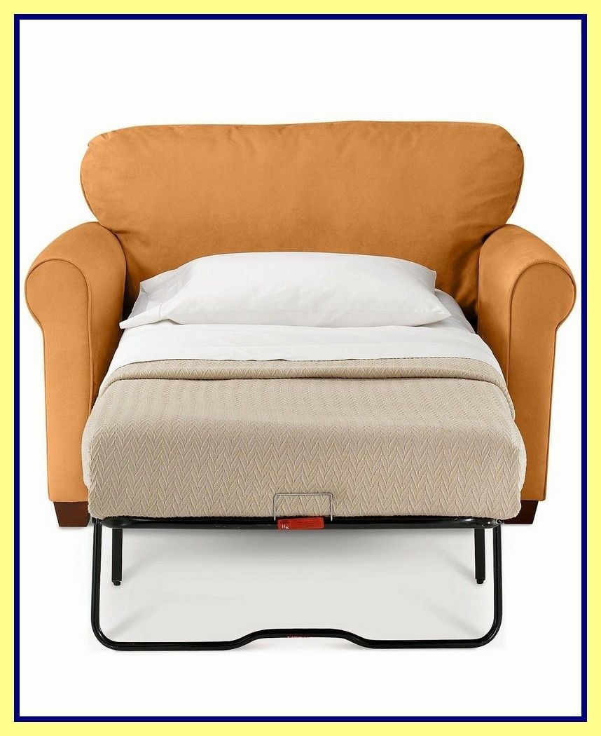 Marvelous Pull Out Sleeper Chair