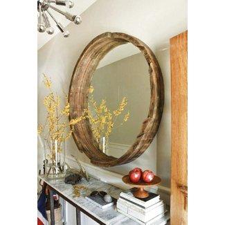 Round Mirror Frames Ideas On Foter