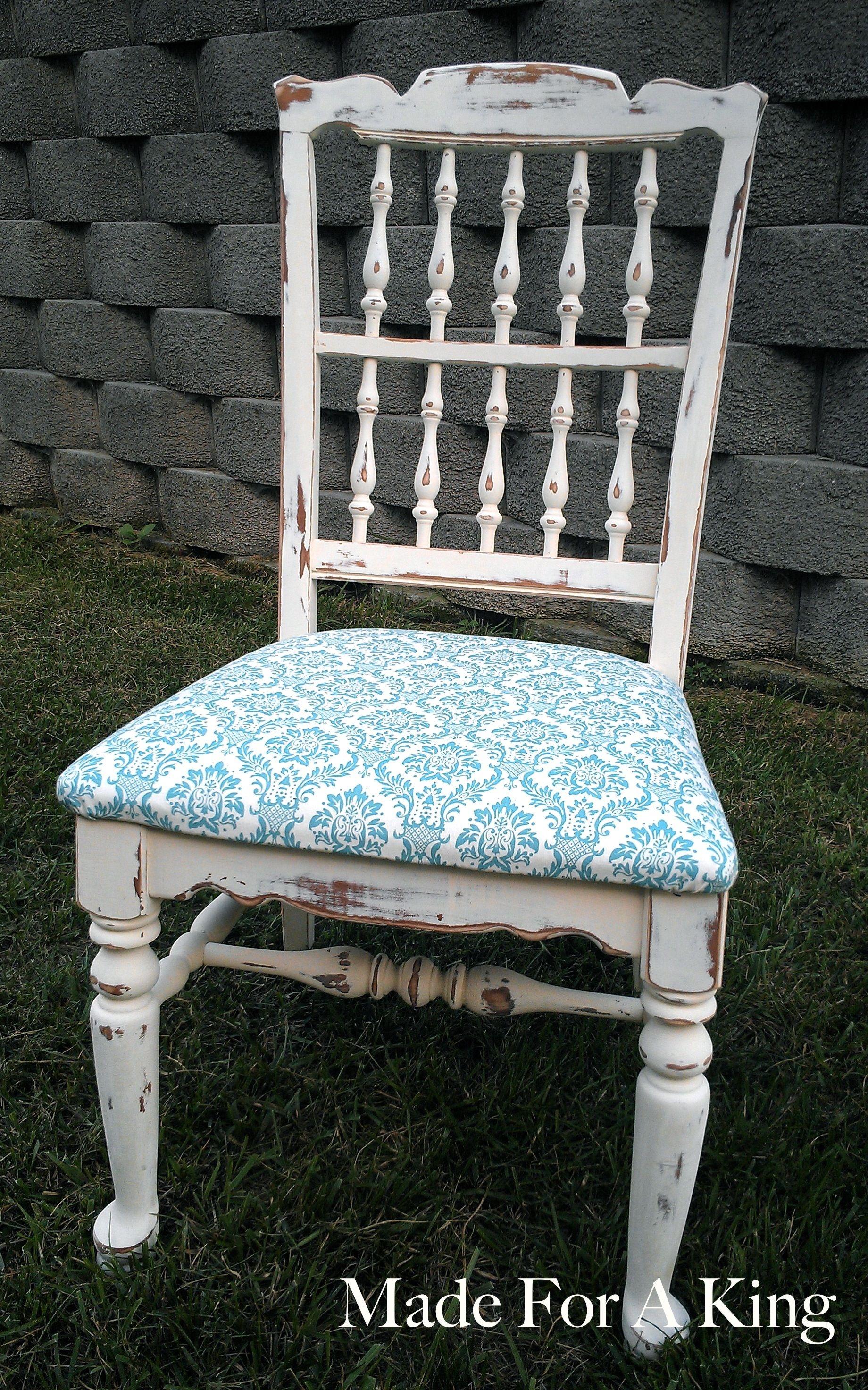 Shabby Chic Chairs 1