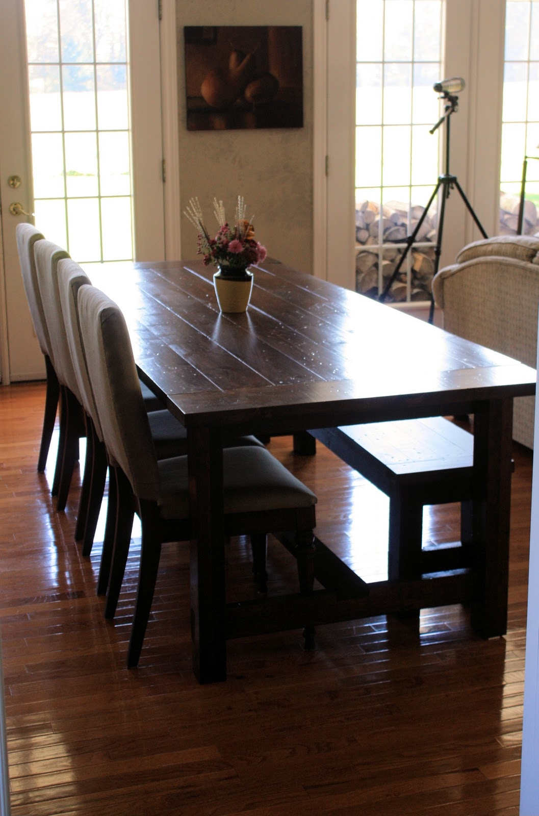 Skinny Bar Table