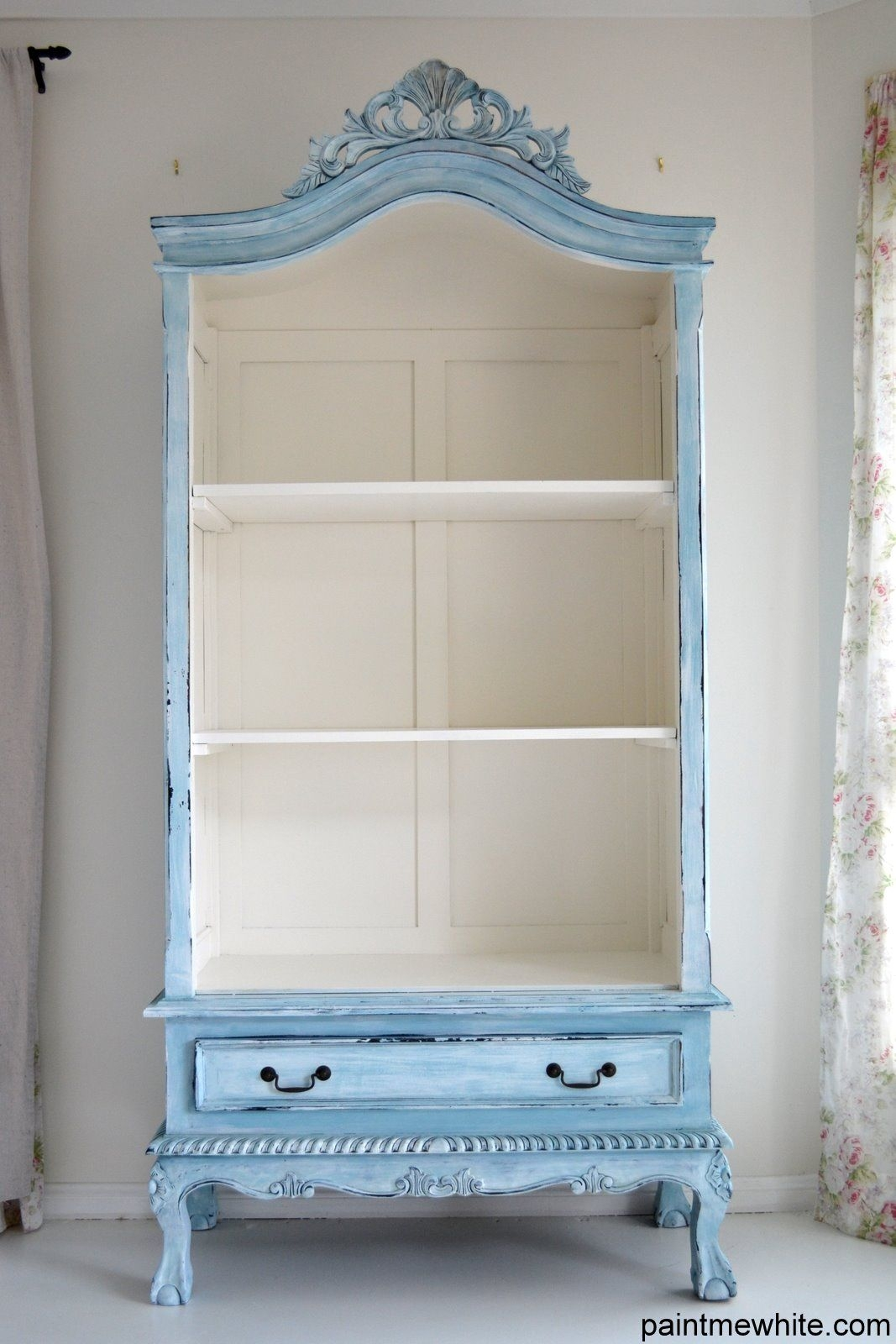 Charmant Storage Armoire With Shelves