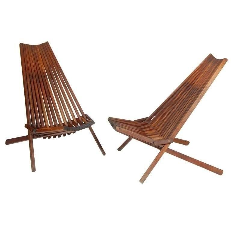 Unique Folding Chairs