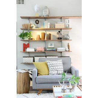 Wall Shelves For Living Room