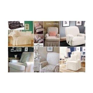 Phenomenal White Recliner Slipcover Ideas On Foter Dailytribune Chair Design For Home Dailytribuneorg