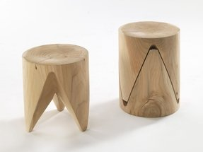 Wooden stools 1