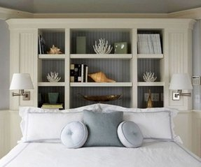3 shelf corner bookcase