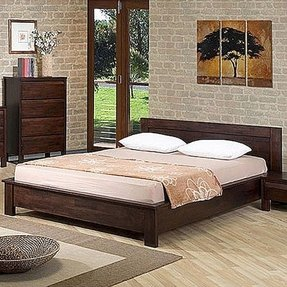 Alsa queen platform bed 4