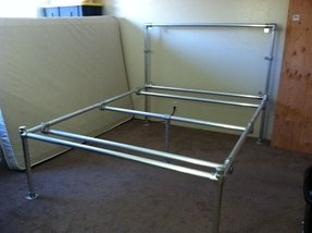 Aluminum bedroom furniture 17