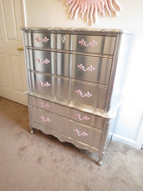 Aluminum bedroom furniture 7