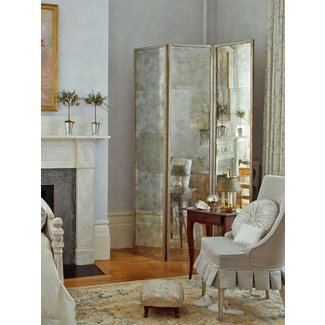 Mirrored Room Divider Screen Ideas On