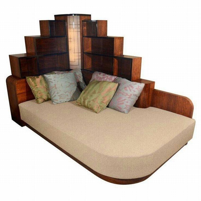 Beau Art Deco Bedroom Sets 1