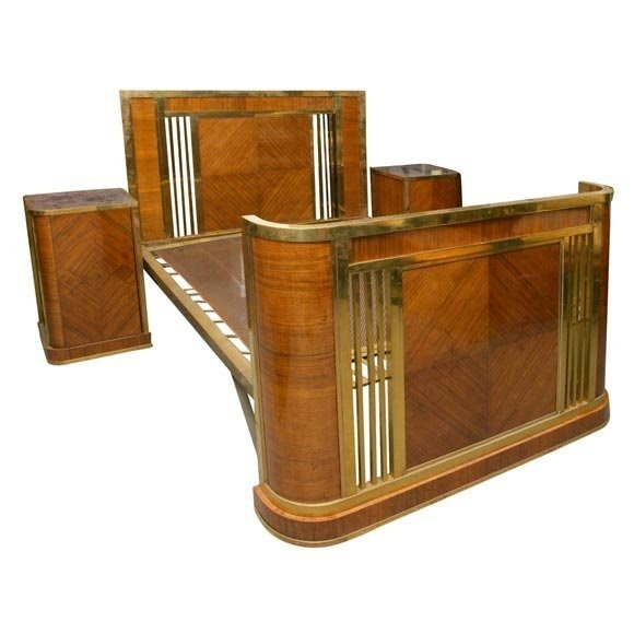 Elegant Art Deco Bedroom Sets