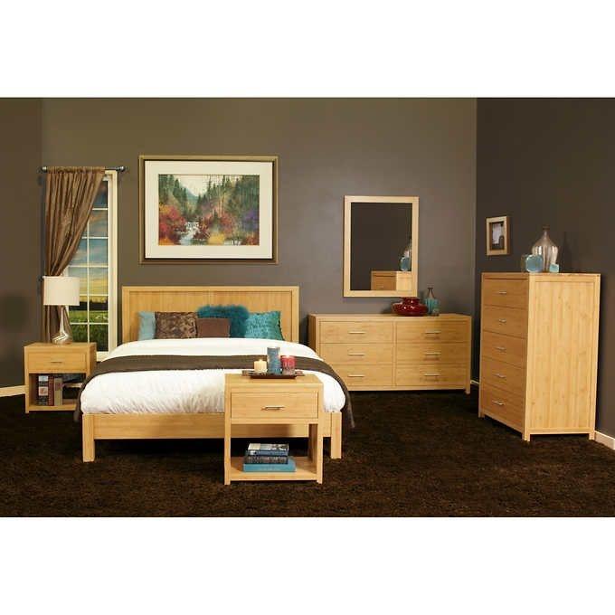 Attrayant Bamboo Bedroom Sets 17
